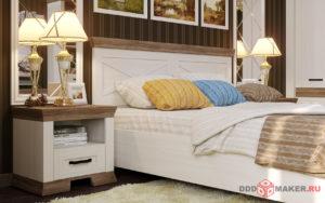 Мебель для каталога спальня