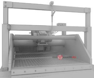 Вибросито 3d-модель